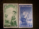 1958 Health Stamps (UHM)