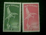 1947 Health Stamps (UHM)