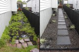 Landscaping, Paving, Retaining wall and Fences!