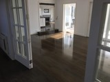 Timber floor install and sanding
