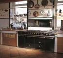 Custom-built European Range Cookers