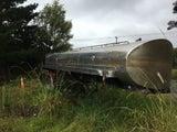 14000ltr tanker trailer
