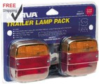 NARVA TRAILER LAMP KIT