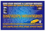 One Stop phone &Laptop Repairs(Free check & quote)