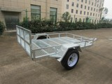 GORILLA TRAILERS HEAVY DUTY 8x5 ATV UTILITY