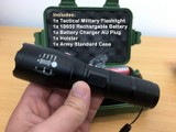 Military Tactical LED Torch 1000 Lumens