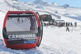 First Ever Cabin Ride on Cardrona's New Chondola