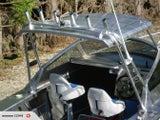 Fibreglass Hardtops - suit 5 - 8 metre boats