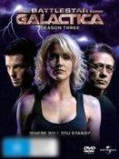 Battlestar Galactica: The Complete Third Season