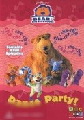 Bear In The Big Blue House-Dance Party