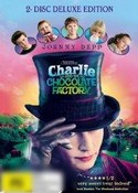 Charlie and the Chocolate Factory (2 Disc Deluxe Edition)