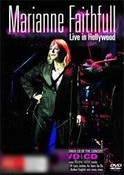 Marianne Faithfull: Live in Hollywood (DVD + CD)