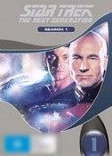 Star Trek - The Next Generation: Season 1