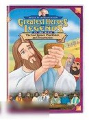 Greatest Heroes and Legends of the Bible - The Last Supper