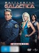 Battlestar Galactica: The Complete Second Season