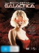 Battlestar Galactica: The Complete First Season