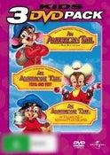 Kids Triple Packs: An American Tail / Fievel Goes West / The Treasure of Manhattan Island