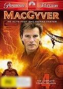 MacGyver: Season 4