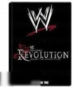 WWE: New Years Revolution 2007