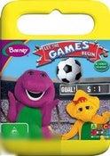 Barney: Let the Games Begin