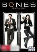 Bones: The Complete Second Season
