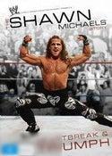 WWE: Shawn Michaels Heartbreak and Triumph (Ultimate Fan Edition)
