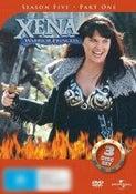 Xena: Warrior Princess: Season Five - Part 1