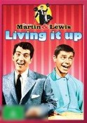 Living it up – Dean Martin and Jerry Lewis