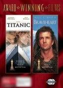 Braveheart / Titanic (Award Winning Double Pack)