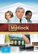 Matlock: The Complete First Season