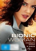 Bionic Woman: The Complete Series