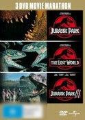 Jurassic Park / Jurassic Park: The Lost World / Jurassic Park III