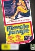 Female Jungle (Vintage Film, 1955) BRAND NEW