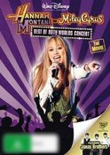 Hannah Montana and Miley Cyrus: Best Of Both Worlds Concert Tour (2D Standard Edition)