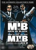 Men In Black / Men In Black II (Ultimate Collector's Pack)
