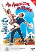 AN AMERICAN IN PARIS - GENE KELLY & LESLIE CARON