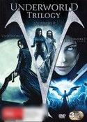 Underworld Trilogy Pack