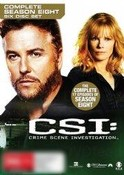CSI: Crime Scene Investigation - Complete Season Eight