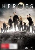 Heroes: The Complete Third Season