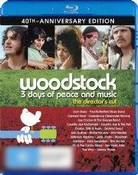 Woodstock: 3 Days of Peace and Music (40th Anniversary Director's Edition)