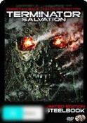 Terminator Salvation (Two-Disc Steelbook Edition)
