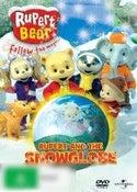 Rupert Bear and the Snowglobe
