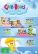 Care Bears Adventure Pack (Grizzle-ly Adventures / All-New Care Bears In Oopsy Does It! / Ups and Downs) (3 Disc Set)