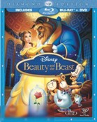 Beauty & The Beast Diamond Edition (BD/DVD)