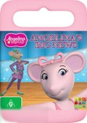 Angelina Ballerina: Angelina's Big News