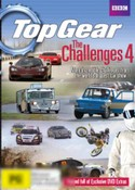 Top Gear: The Challenges Volume 4