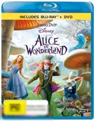Alice in Wonderland (Blu Ray / DVD)