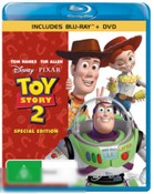 Toy Story 2 (Blu Ray / DVD Special Edition)