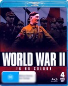 World War II in Colour & HD