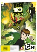 Ben 10: Alien Force - Volume 5